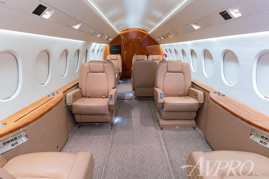 1997 Dassault Falcon 2000 Photo 7