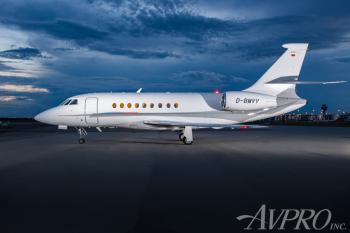 2004 Dassault Falcon 42 for sale - AircraftDealer.com