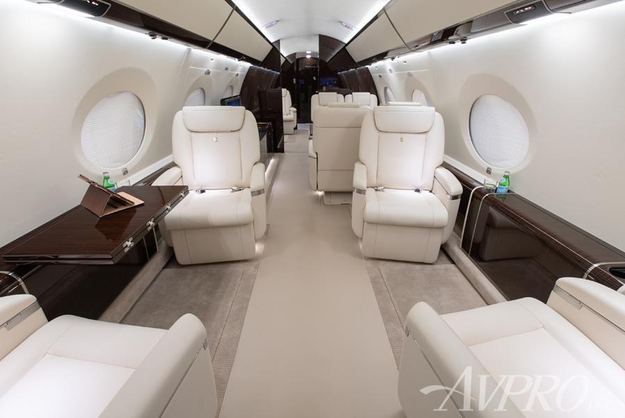 2018 Gulfstream G650 Photo 3
