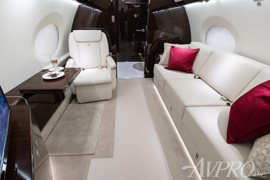 2018 Gulfstream G650 Photo 4