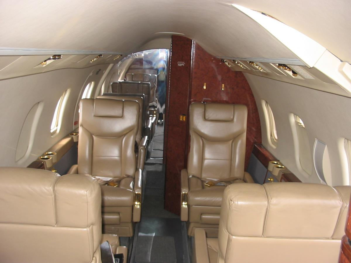 1982 Bombardier Learjet 55 Photo 3