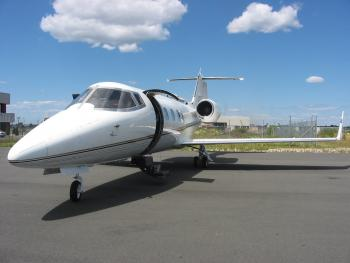 1982 Bombardier Learjet 55 for sale - AircraftDealer.com