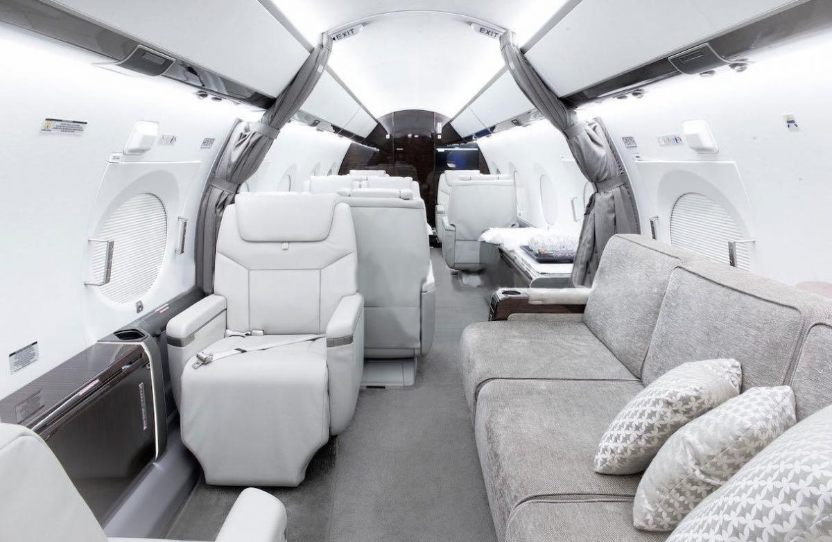 2013 Gulfstream G450 Photo 5