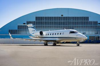 2012 Bombardier Challenger 605 for sale - AircraftDealer.com