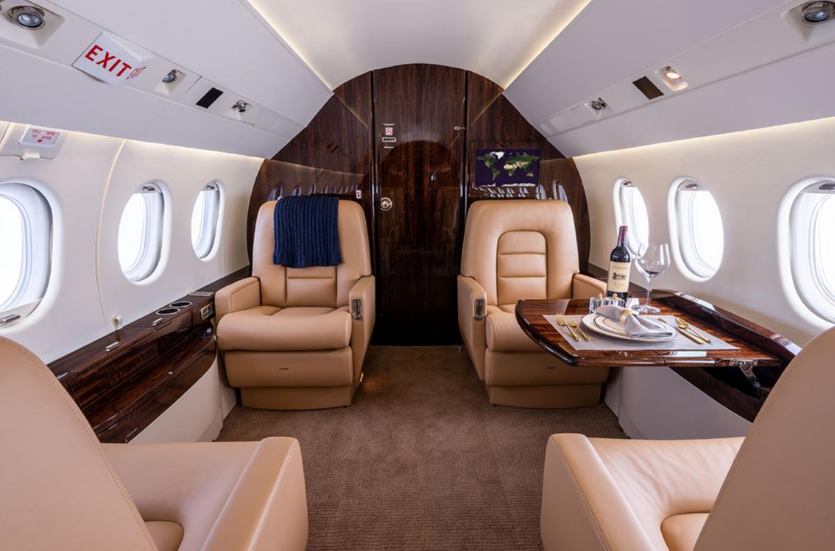 2001 Dassault Falcon 2000 Photo 5