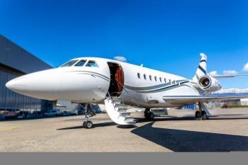2014 DASSAULT FALCON 2000LXS for sale - AircraftDealer.com