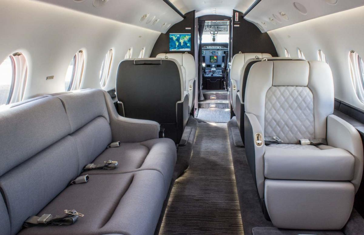 2008 Gulfstream G200 Photo 4