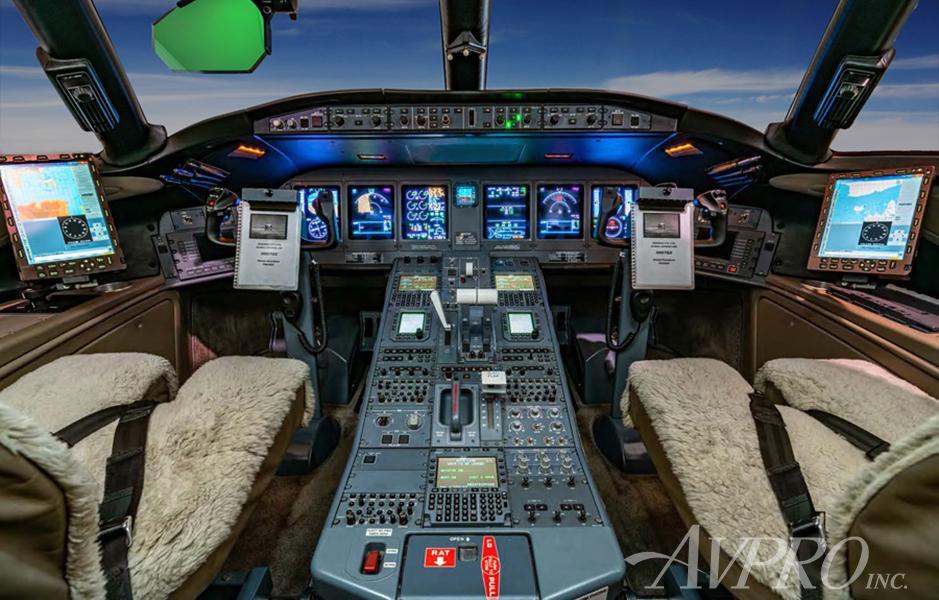 2008 Bombardier Global Express XRS Photo 7