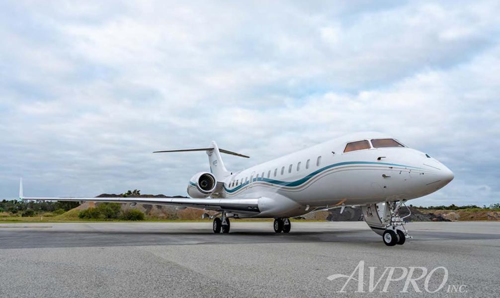 2008 Bombardier Global Express XRS Photo 2