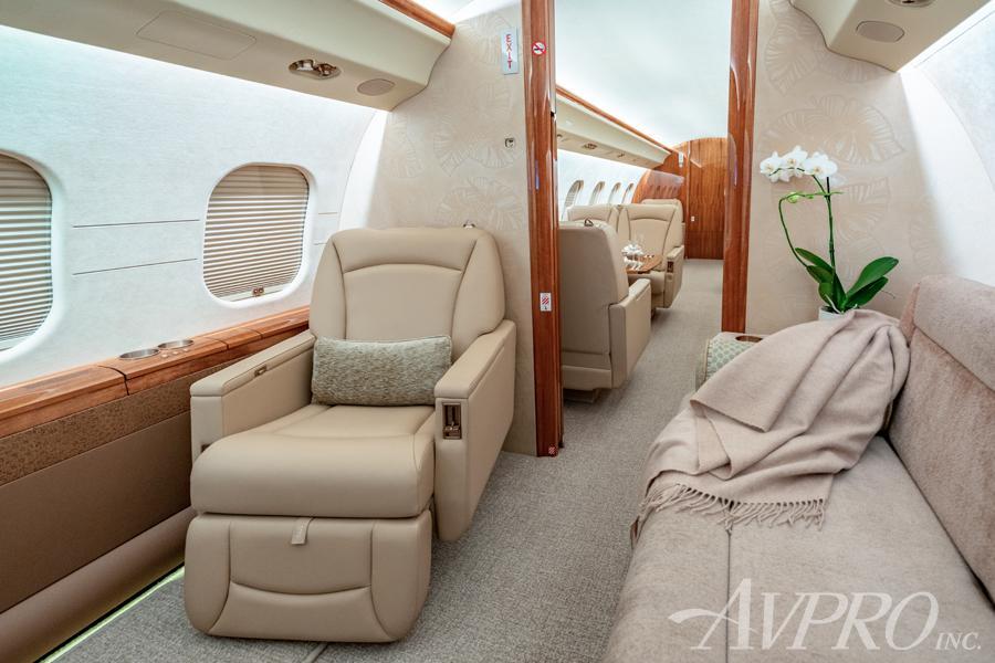 2008 Bombardier Global Express XRS Photo 4