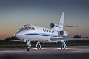 1984 Dassault Falcon 50 for sale - AircraftDealer.com