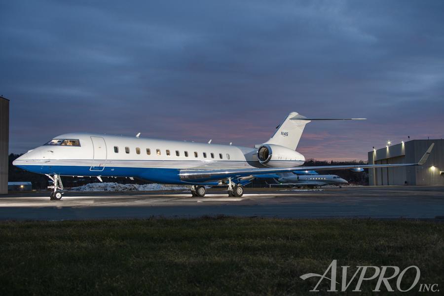 2007 Bombardier Global XRS Photo 5
