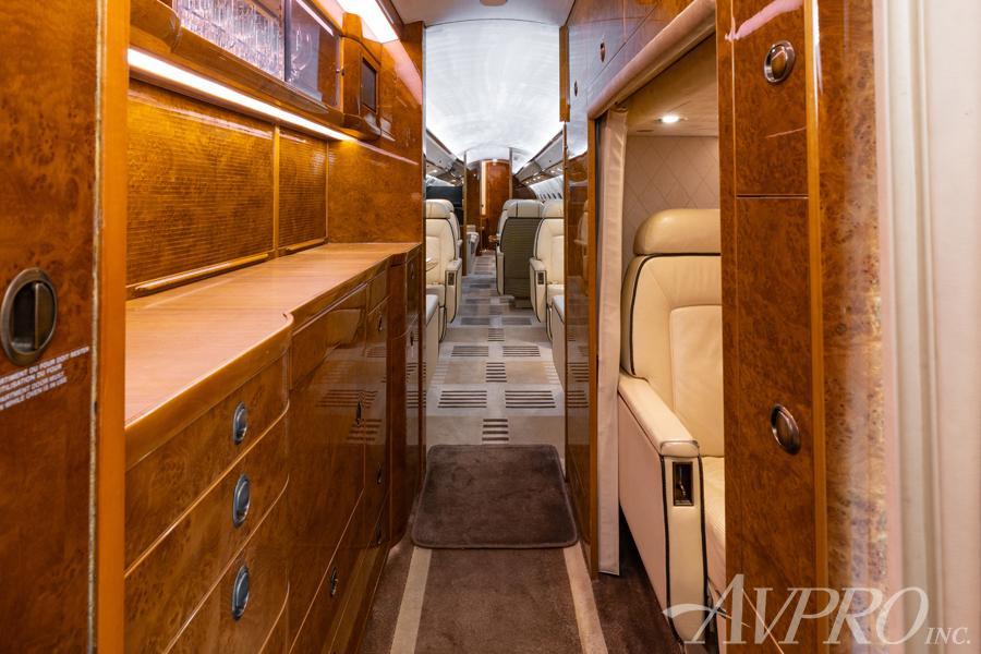 2007 Bombardier Global XRS Photo 6