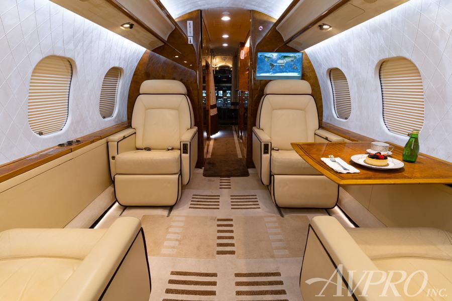 2007 Bombardier Global XRS Photo 3