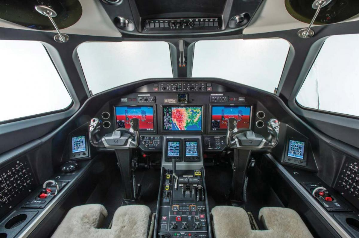 2017 Cessna Citation Latitude Photo 2