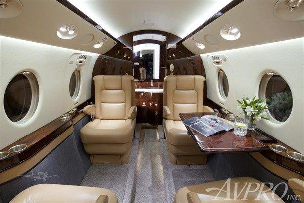 2011 GULFSTREAM G150 Photo 2