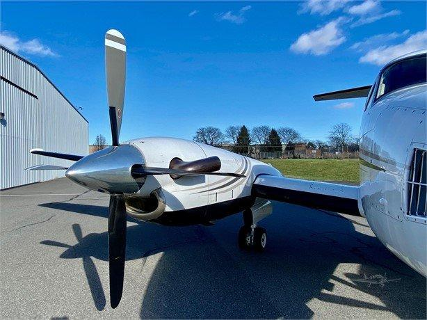 1977 BEECHCRAFT KING AIR 200 Photo 6