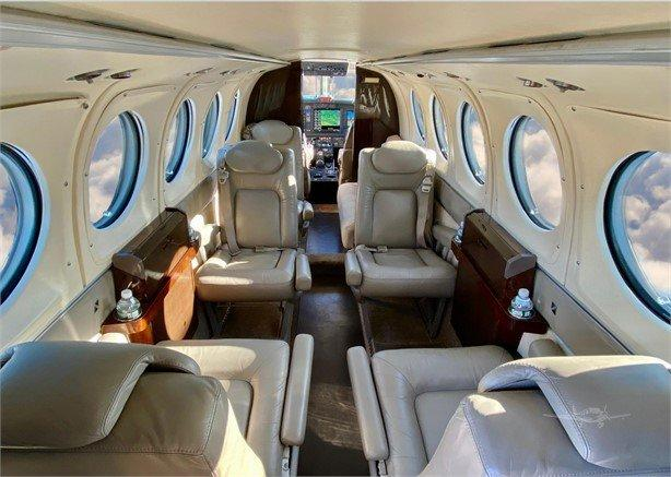 1977 BEECHCRAFT KING AIR 200 Photo 5
