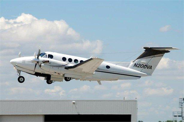1977 BEECHCRAFT KING AIR 200 Photo 2