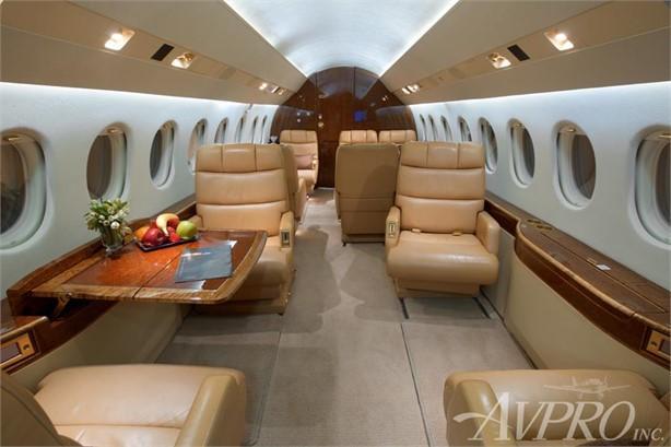2001 Dassault Falcon 2000 Photo 6