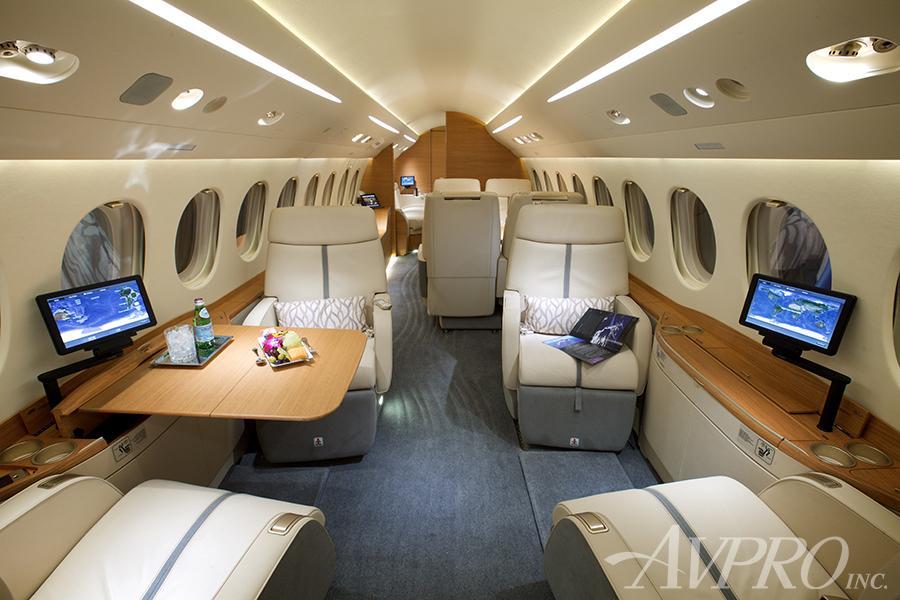 2012 Dassault Falcon 7X Photo 5