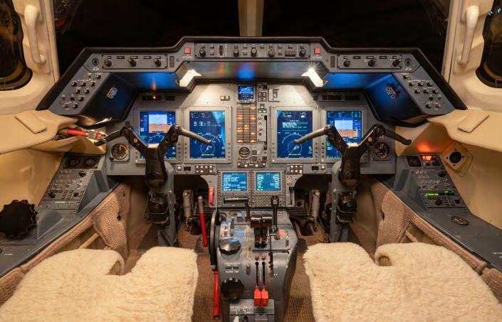 2010 Hawker 900XP Photo 4