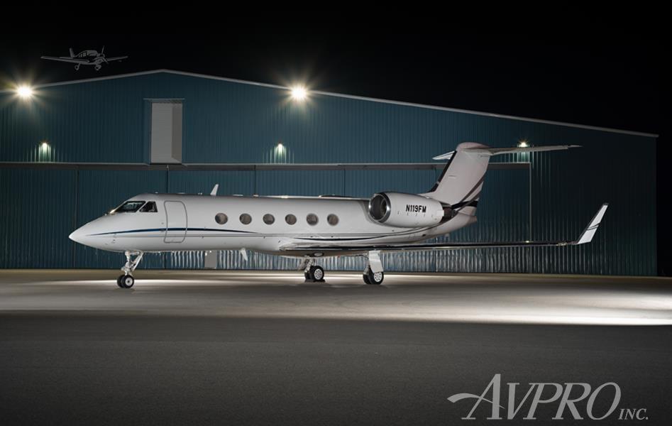 2001 Gulfstream IVSP Photo 2