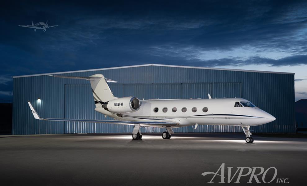 2001 Gulfstream IVSP Photo 3