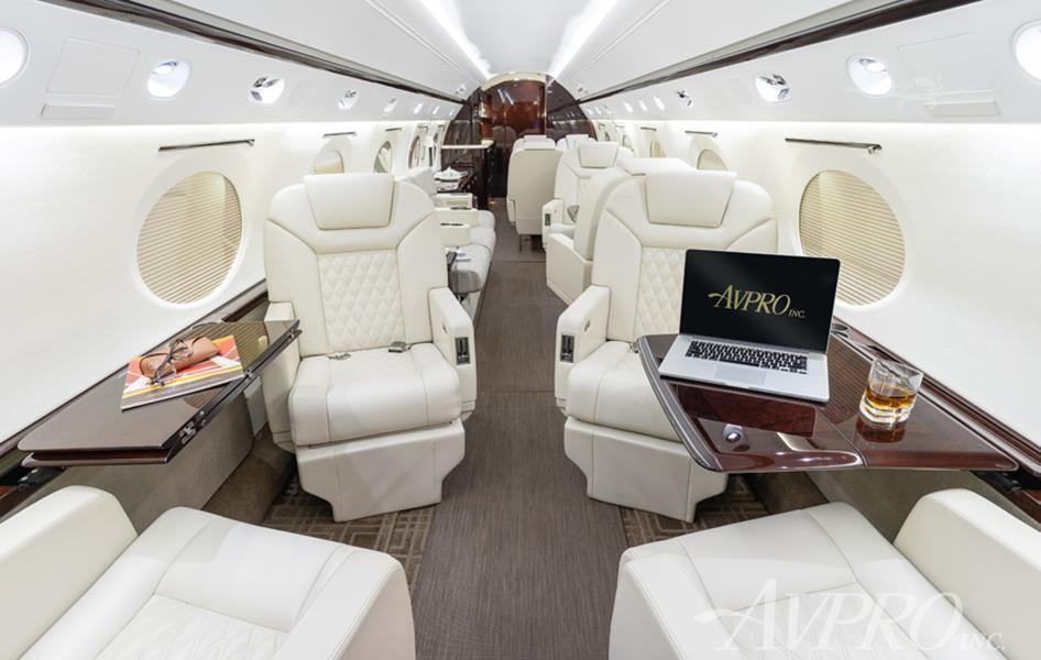2001 Gulfstream IVSP Photo 6