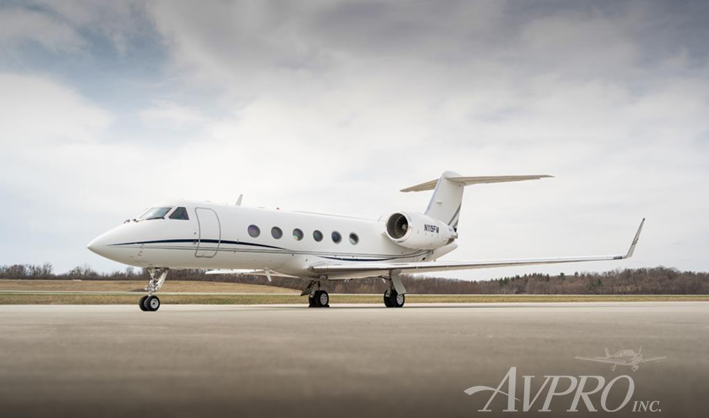 2001 Gulfstream IVSP Photo 5