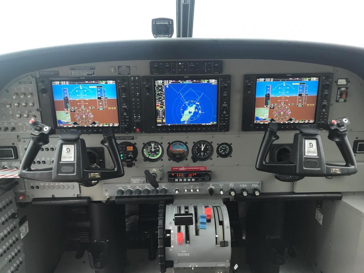 2015 Cessna Grand Caravan EX Photo 3