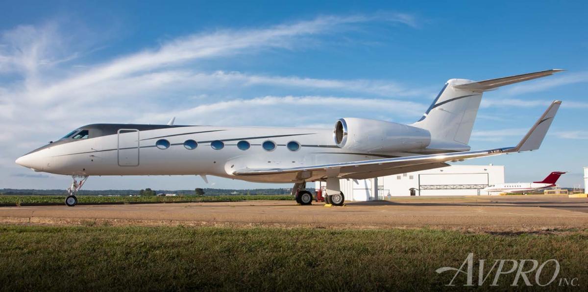 2010 Gulfstream G450 Photo 2