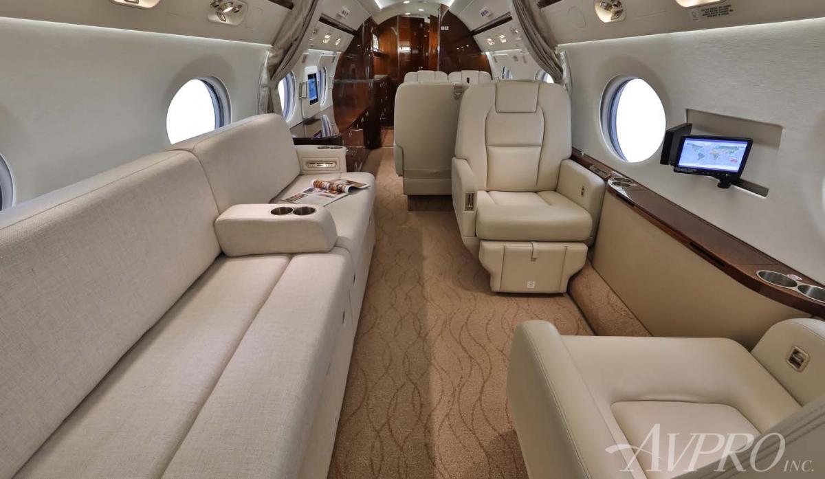 2010 Gulfstream G450 Photo 3