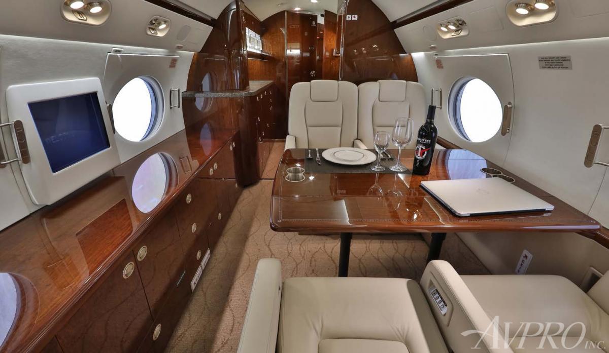 2010 Gulfstream G450 Photo 4