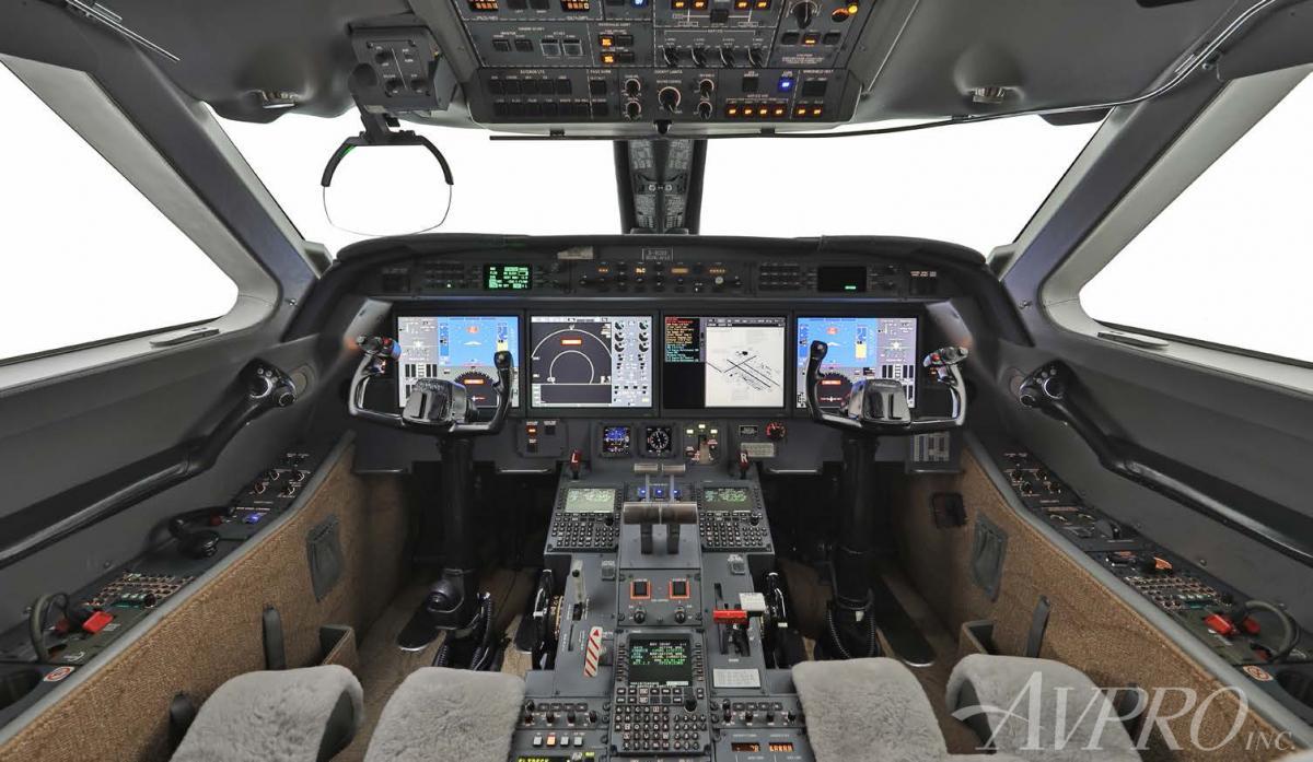 2010 Gulfstream G450 Photo 5