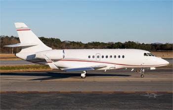2009 DASSAULT FALCON 2000LX for sale - AircraftDealer.com