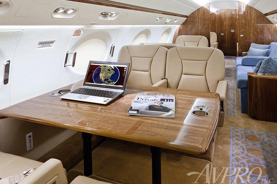 2011 Gulfstream G550 Photo 4
