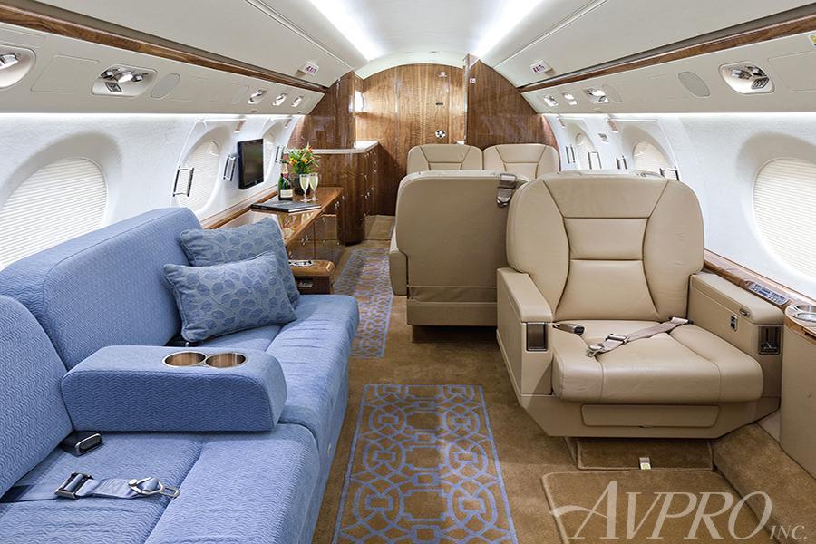 2011 Gulfstream G550 Photo 5