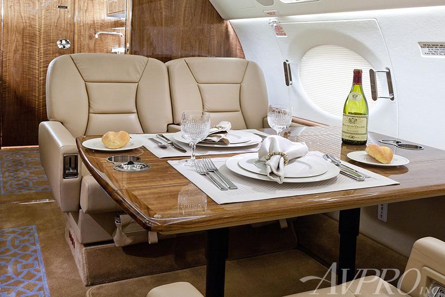 2011 Gulfstream G550 Photo 7