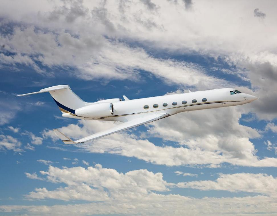 2011 Gulfstream G550 Photo 2