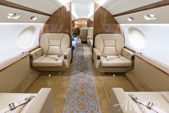 2011 Gulfstream G550 for sale - AircraftDealer.com
