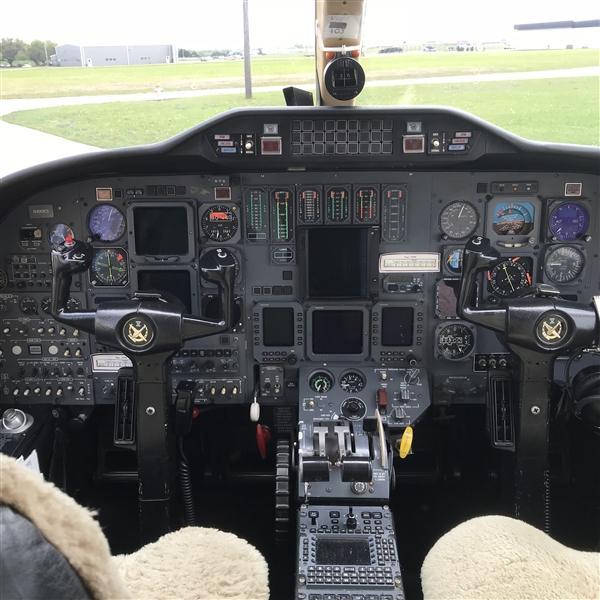 1990 Cessna Citation V Photo 6