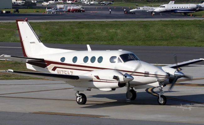1982 Beech King Air C90 - Photo 1