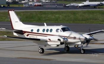1982 Beech King Air C90 for sale - AircraftDealer.com