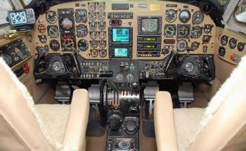 1982 Beech King Air C90 - Photo 5