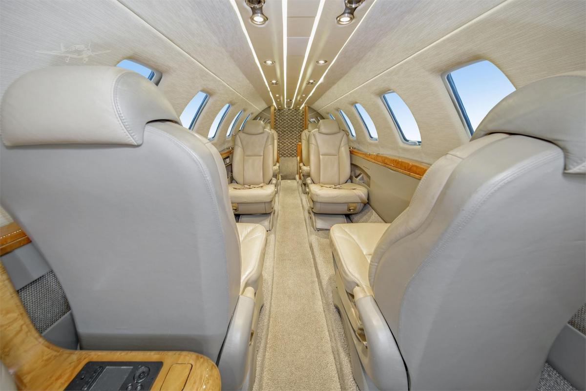 2010 CESSNA CITATION CJ4 Photo 3