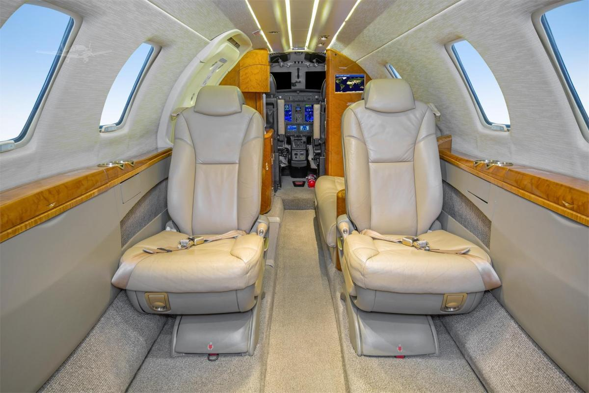 2010 CESSNA CITATION CJ4 Photo 4
