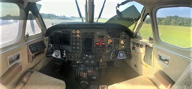 1975 Beech King Air C90 Photo 5