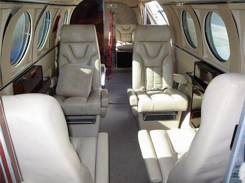 1973 Beech King Air E90 Photo 4