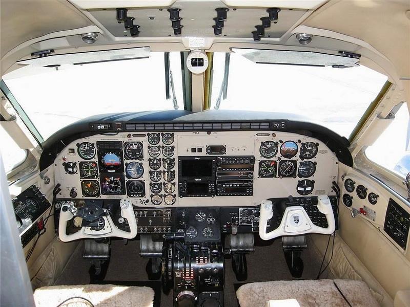 1973 Beech King Air E90 Photo 5